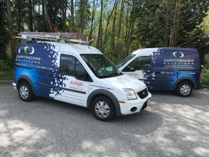 Datacom Company Vehicles
